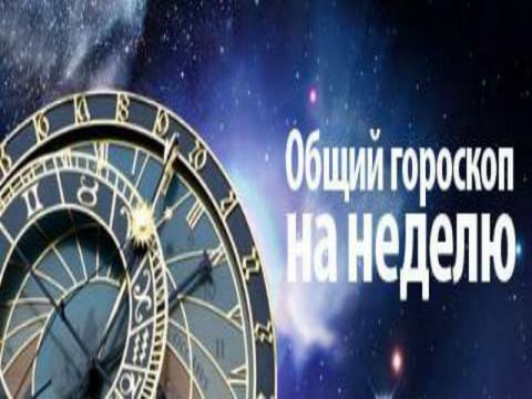 Гороскоп на неделю с 8 по 14 мая по всем знакам Зодиака