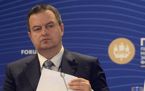 Запад потребовал от Сербии снизить дипломатическую активность
