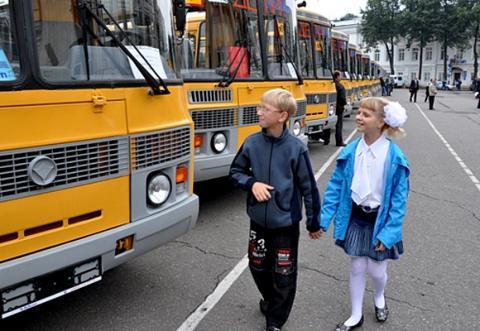Кубанские чиновники закупают детские автобусы, забыв про требования ГОСТа