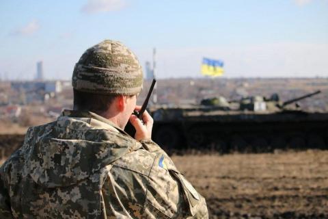 На Украине предложили стереть Донбасс с лица земли вместе «ненужными людьми».