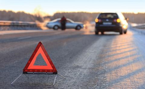 В Чечне в жутком ДТП погибли два человека
