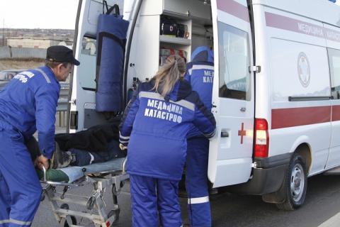ДТП в Астраханской области 15 01 2018: пьяный водитель задавил подростков, видео, подробности