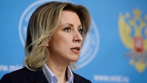 Захарова прокомментировала решение США против России