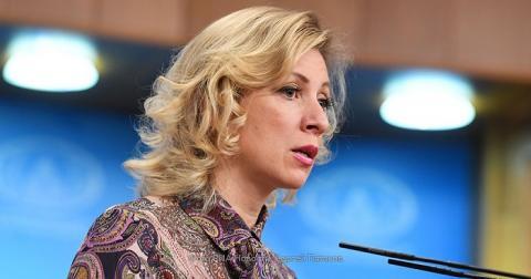 Захарова выяснила, почему США были так разгневаны открытием «мешающего» Крымского моста