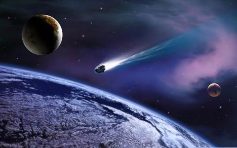 К Земле летит опасный астероид видный невооружённым взглядом: когда упадёт и куда, раскрыли учёные