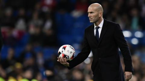 Зидан заявил о разрыве сотрудничества с «Реалом»