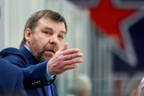 Олег Знарок офигел от вопроса западного журналиста