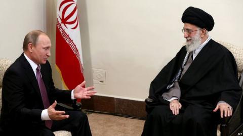 Лидер Ирана предложил Путину план по изоляции США