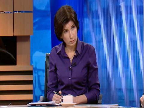 Ирада Зейналова предпочла «Первому каналу» НТВ