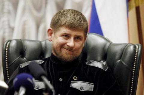 Кадыров написал стихотворение в честь российской сборной по футболу