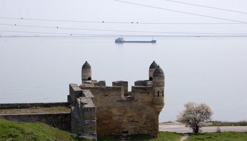 В Керченской крепости историки обнаружили «память» об Иисусе