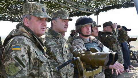 Генштаб Украины: «На Россию нападать не станем»