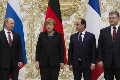 Москва отреагировала на новый план Киева по Донбассу