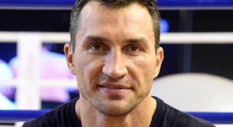 Владимир Кличко уходит из спорта