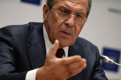 МИД ответил на заявление Эстонии о нарушении границы самолетом Лаврова