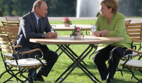 В Германии заверили в намерении противостоять США по вопросу СП-2