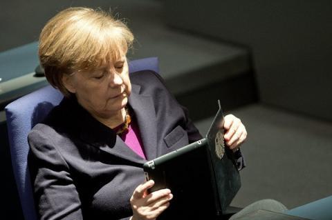 Меркель получила важный документ, который заставляет Берлин пойти против «Северного потока-2»