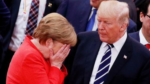 Германия снова терпит миллиардные убытки из-за санкций США