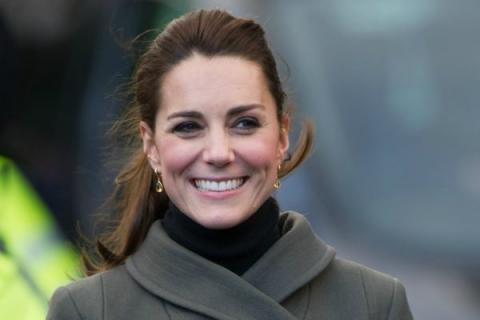 СМИ сообщили о беременности Кейт Миддлтон
