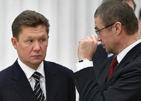 «Газпром» решил спасти свое имущество от Украины
