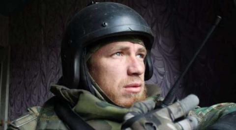 убийство моторолы, гибель моторолы, моторола, ДНР