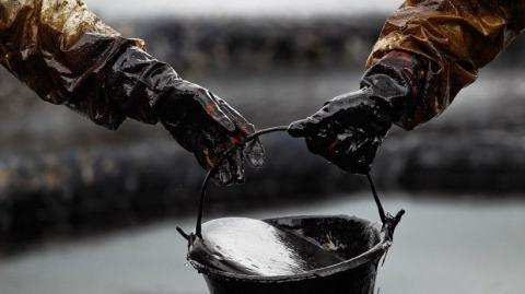 Рублевая цена на нефть установила абсолютный рекорд