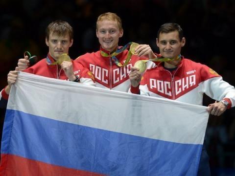 Олимпийцы, завоевавшие пятое золото России, раскрыли секрет успеха чемпионов