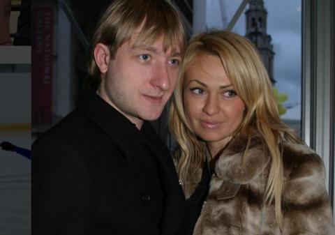 Плющенко упал вглазах поклонников