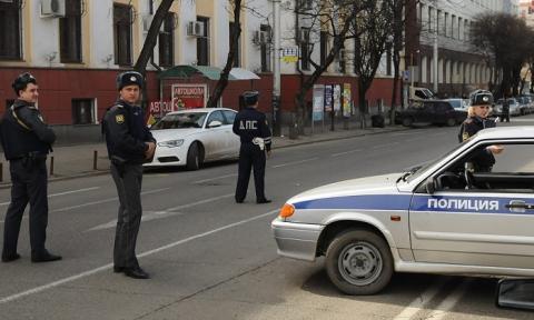 В Ростове-на-Дону возле школы произошел взрыв