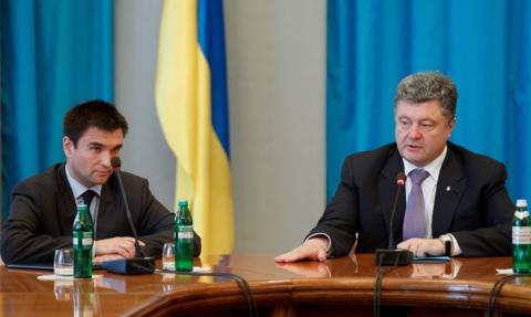 Глава МИД Украины объяснил задеркжу в организации встречи Трампа и Порошенко