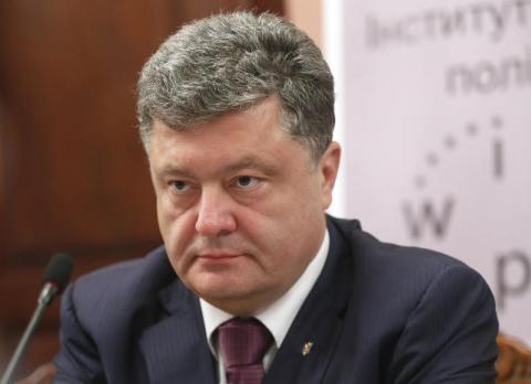 Порошенко предложил свой план по Донбассу на телефонных переговорах в «нормандском формате»