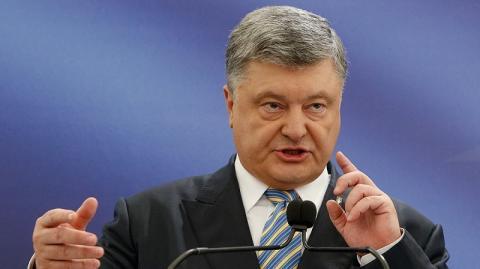 Порошенко приободрился обещанной поддержкой США на Донбассе