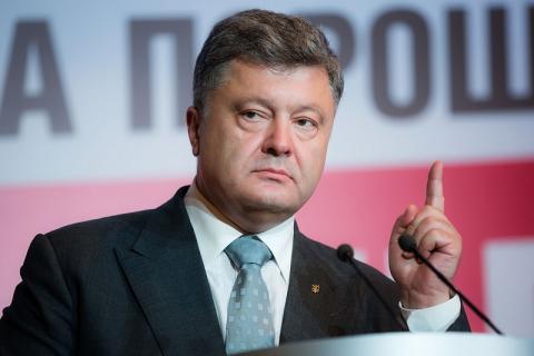 Порошенко заявил о «временной украинской оккупации»