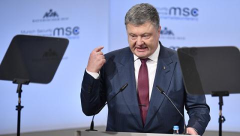 Порошенко раскрыл, как Москва спасёт Донбасс
