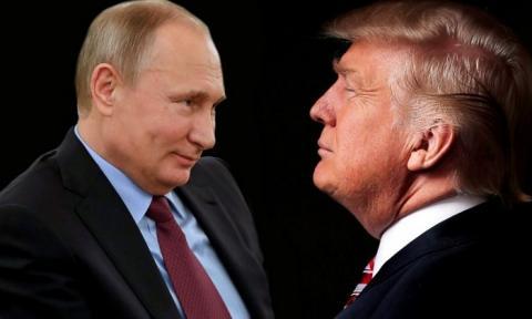 Саммит Россия - США в Хельсинки 16 июля