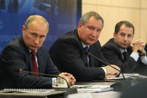 """Рогозин назвал позицию США по """"Северному потоку"""" """"демаршем людоеда"""""""