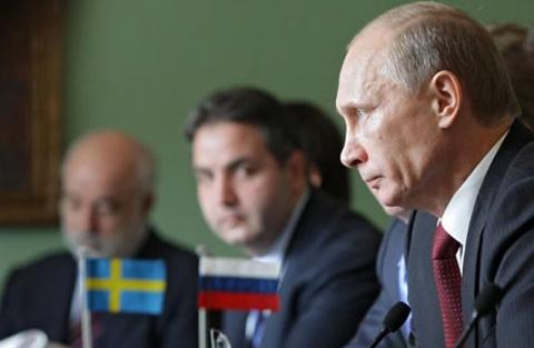 Реакция Швеции на атомную подлодку в Балтии