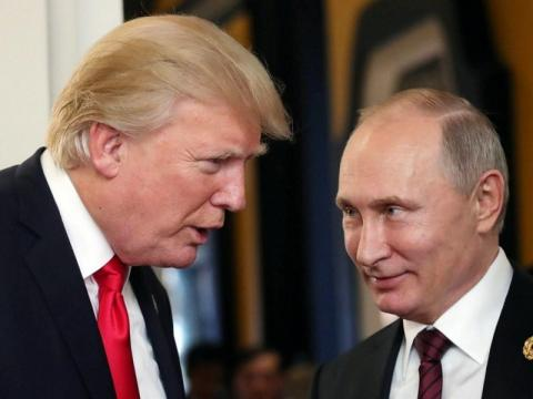 Решение Трампа по России спасло рубль от краха
