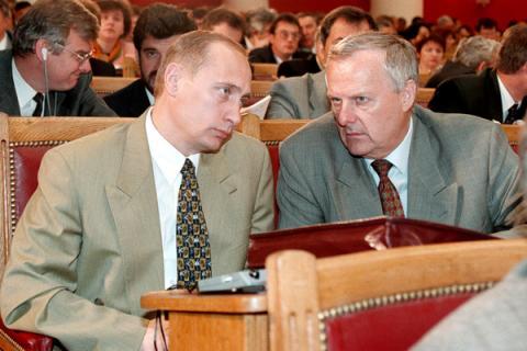 Путин раскрыл, почему на самом деле Собчак не стал президентом России