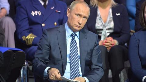 Белый дом не одобрил законопроект против России