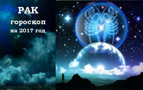 Гороскоп от Василисы Володиной на 2017 год для Рака