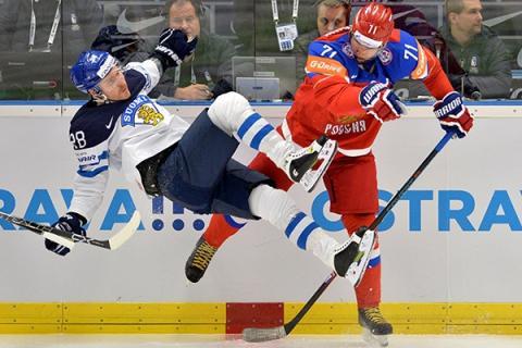 ЧМ по хоккею, Россия-Финляндия 21 мая, кто победил, счет