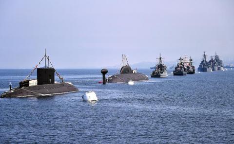 «У нас нет шансов»: подлодки России произвели сокрушительный эффект на адмирала Франции