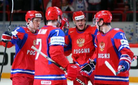 Нападающий сборной Канады анонсировал сборной России «горячий» приём