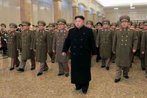 Северная Корея проведет шестые по счету ядерные испытания 15 апреля