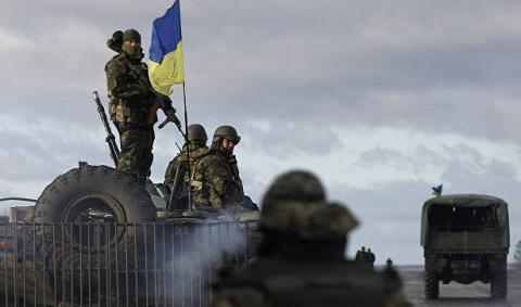 Силовики захватили подконтрольное Киеву село в Луганской области