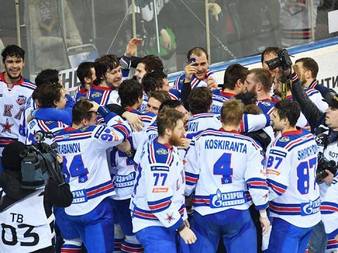 Кубок Гагарина 2017, финал: СКА-Металлург - кто взял главный приз