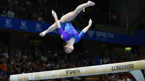 Спортивные гимнасты из Ростова вошли в состав сборной России 2018