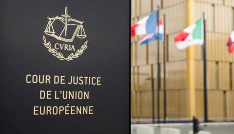 СудЕСподдержал «Газпром» вспоре с«Нафтогазом»