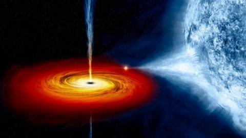 Специалисты запечатлели на фото момент исчезновения Солнца из космоса